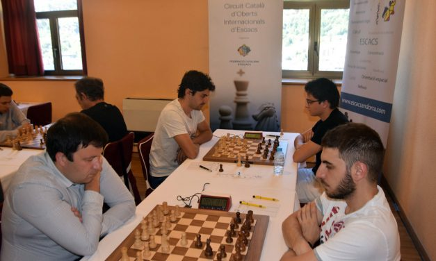 Andorra open 2018 – Ronda 03