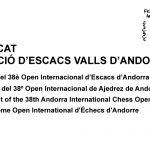Andorra open 2020 – Suspensió Torneig