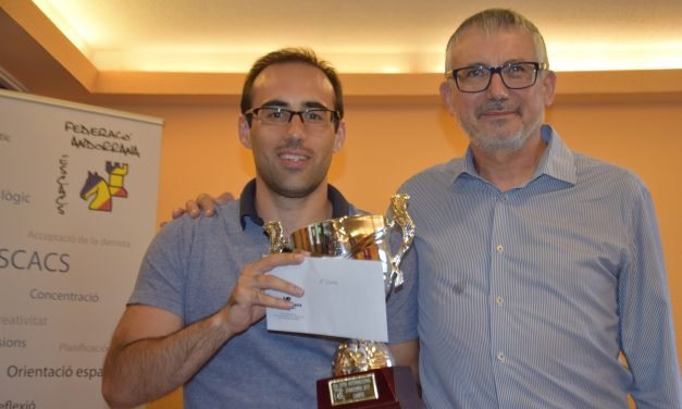 Andorra open 2017 – Ronda 09