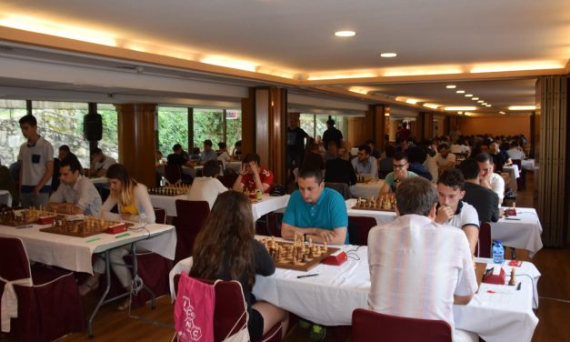 Andorra open 2019 – Ronda 01